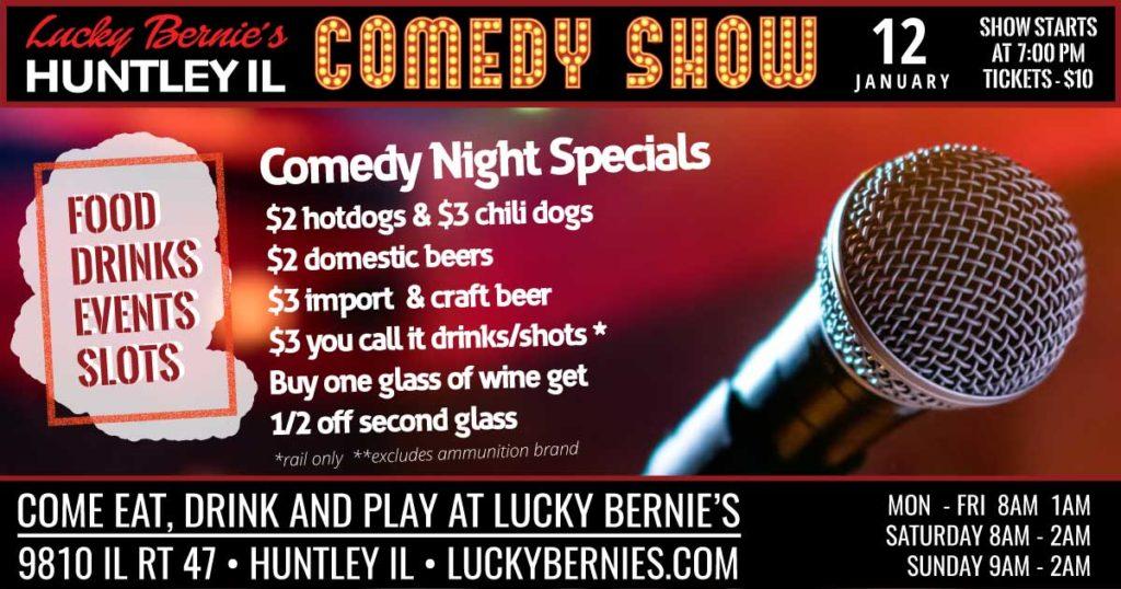 Huntley ComedyShow